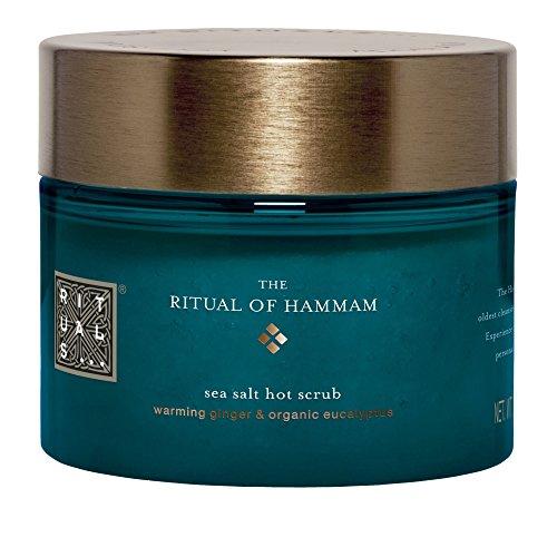 51S0O6OlZHL Rituals The Ritual of Hammam Hot Body Scrub, 15.87 Oz.