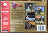 The Legend of Zelda Ocarina of Time N64 New and Sealed