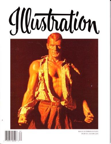 ILLUSTRATION MAGAZINE #16 [James Bama, Charles Showalter]