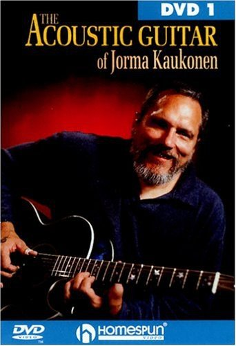 The Acoustic Guitar of Jorma Kaukonen, DVD 1