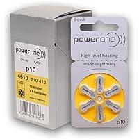 baterías de aparato para ayuda para sordos 60