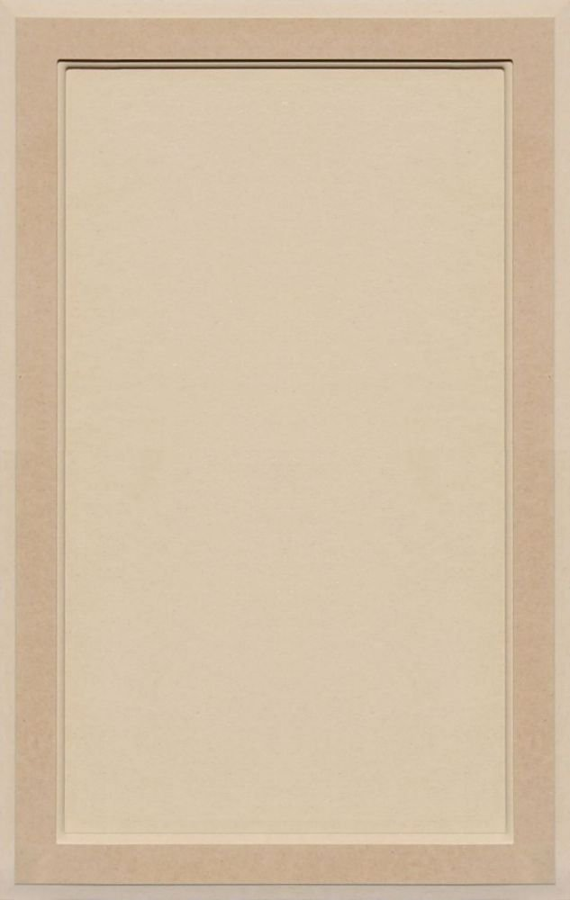 Unfinished MDF Square Flat Panel Cabinet Door by Kendor, 30H x 19W Kendor Wood Inc.