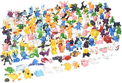 Generic Pokemon Action Figures Monster Action Figures