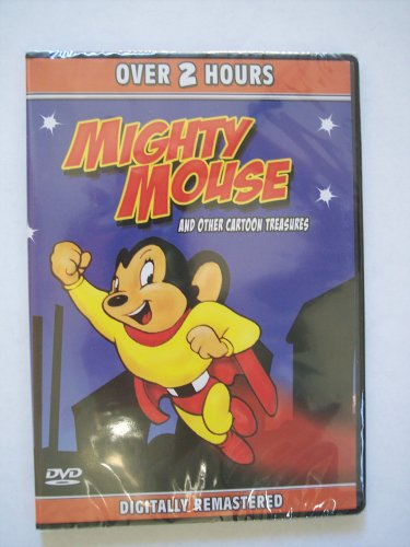 Mighty Mouse and Other Cartoon (Mighty Mouse Cartoon)