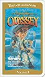 Adventures in Odyssey: Heroes (Gold Audio Series #3); a.k.a. ''Secrets, Surprises and Sensational Stories''