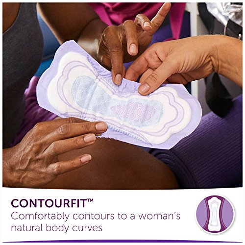 Poise Incontinence Pads, Maximum Absorbency, Long, 84 Count by Poise (Image #6)