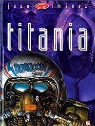 Titania par Juan Gimenez