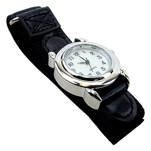 Illuminated Wrist Watch, Sweep Second Hand, Quartz, Easy On/Off Band - #L4470