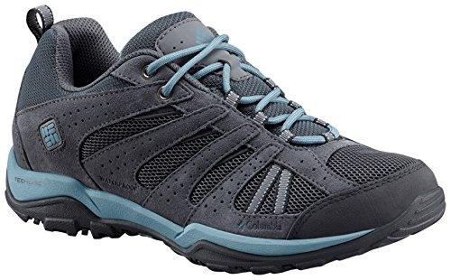 Columbia Dakota Drifter Low Shoe Womens Graphite/Storm Schuhgröße 40 2017 Schuhe