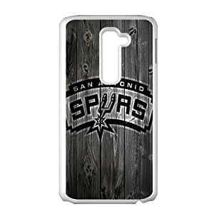 San Antonio Spurs NBA Fahionable And Popular Back Case Cover For LG G2