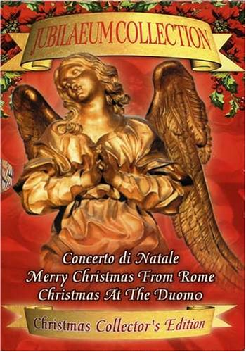 Jubilaeum Collection: Christmas Box Set (Concerto di Natale; Merry Christmas from Rome; Christmas at the Duomo)