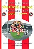 A Complete Record of Sheffield United Football Club: 1889 - 1999 by Denis Clarebrough front cover