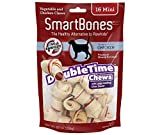 Cheap Smartbone DoubleTime Chicken Dog Chew FamilyValue 4Pack (Mini-16Pieces)-YZY