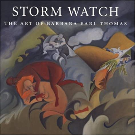 Storm Watch: Art of Barbara Earl Thomas (Jacob Lawrence Series on American Artists)