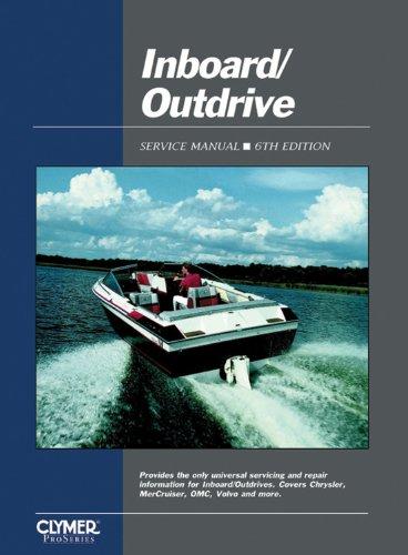 Inboard/Outdrive Service (Inboard/Outdrive Service Manual)