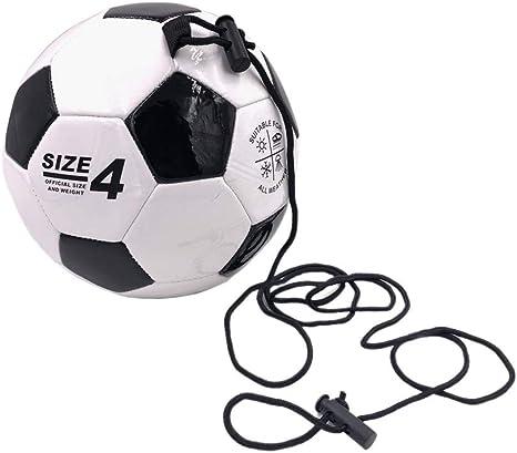 TOOGOO BalóN de Entrenamiento de FúTbol BalóN de Entrenamiento ...