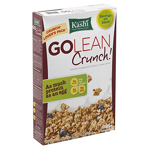 Kashi Golean Crunch Cereal, 21.3 Ounce - 12 per case.