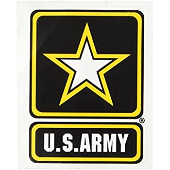 UNITED STATES ARMY Vinyl Window Decal Sticker ARMY 1