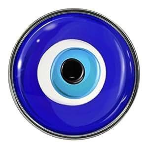 Evil Eye of Protection Metal Fridge Magnet