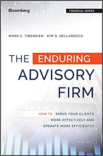 Amazon The Enduring Advisory Firm How To Serve Your Clients