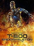 Sideshow Terminator T-800 Endoskeleton Maquette Statue
