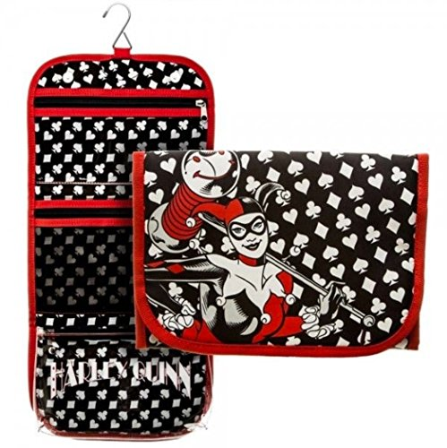 Harley Quinn Makeup Bag - 5