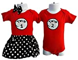 Boy Girl Twin Outfits Twin 1 Twin 2 Perfect Pairz USA Made Outfit