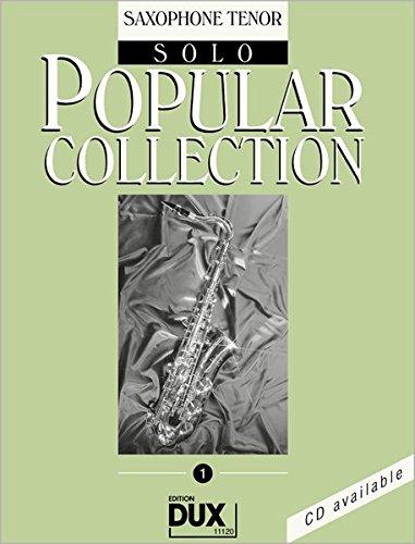 Popular Collection 1: Saxophone Tenor Solo