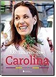 capa de Na Cozinha com Carolina