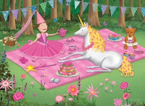 Pinkalicious - 60 Piece Glitter Puzzle  - 2 Pack