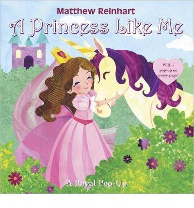 [ A Princess Like Me By Reinhart, Matthew ( Author ) Paperback 2012 ] ebook