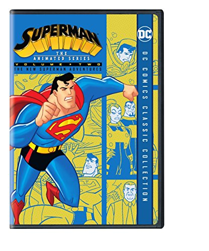Superman: The Animated Series Vol. 2 by Warner Manufacturing