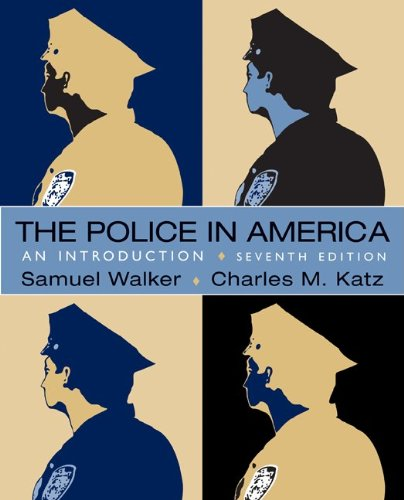the police in america 8th edition - 6