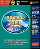 The Ultimate Bible Reference Library: CD-ROM