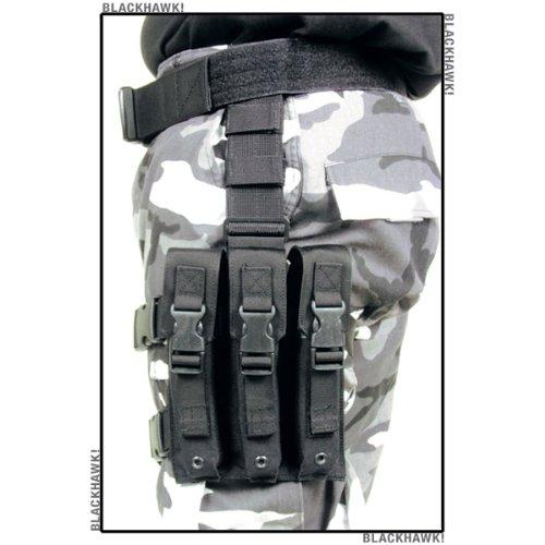 BLACKHAWK! Omega Elite SMG Mag Pouch - 9mm