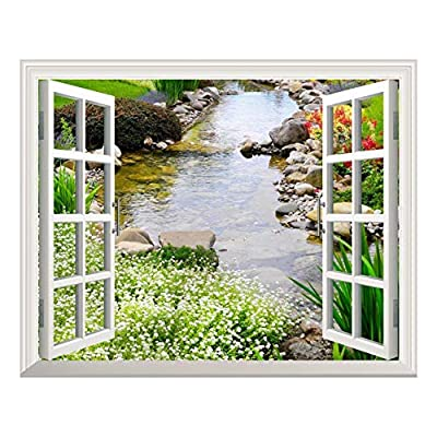Removable Wall Sticker Wall Mural Clear Spring Out...