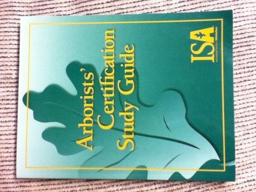Arborists Certification Study Guide