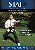 Staff Fundamental Training - Tai Chi and Shaolin Techniques