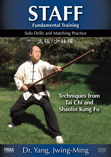 Staff Fundamental Training - Tai Chi and Shaolin Techniques (Kung Fu Bo Staff)
