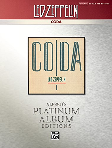 Platinum Guitar: Authentic Guitar TAB (Alfred's Platinum Album Editions) ()
