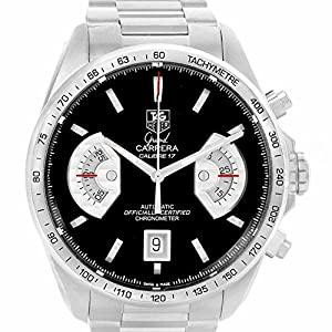 Tag Heuer Carrera automatic-self-wind mens Watch CAV511A (Certified Pre-owned)