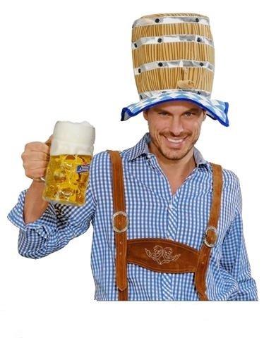 Fancy Dress Beer Keg Party (Keg Beer Costume)