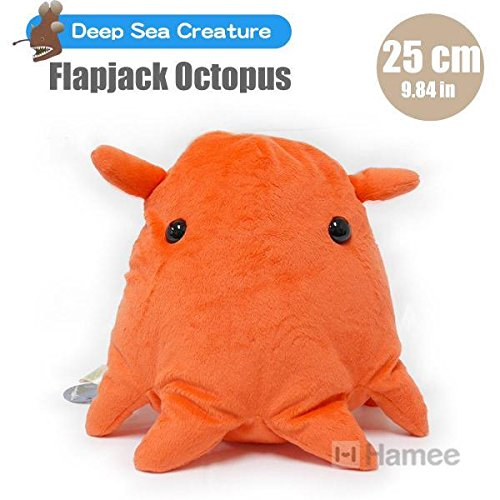 Flapjack Octopus Stuffed Toy