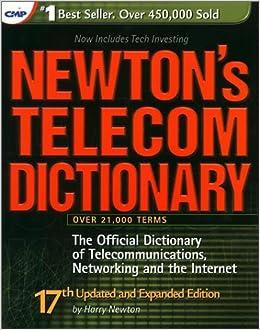 Pdf telecom dictionary