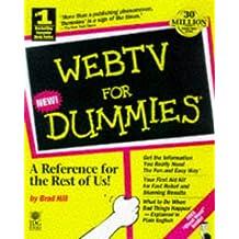 Webtv for Dummies
