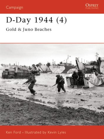 D-Day 1944 : Gold & Juno beaches