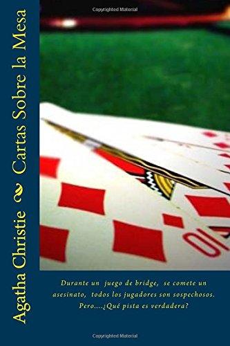 Cartas Sobre la Mesa (Spanish Edition): Agatha Cistie, Ing ...