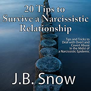20 Tips to Survive a Narcissistic Relationship Audiobook