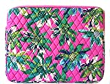 Vera Bradley Tablet Sleeve Tropical Paradise Fits up to 13'' Tablets