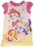 Girls Nightie Ariel Cinderella MLP Scooby Doo Shopkins Princesses Frozen (3-4 Years, Paw Patrol)